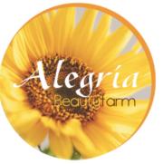 Logo - Alegria Beautyfarm, Matakana NZ
